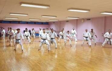 Karaté sportif katas et/ou combat (à partir de minimes)